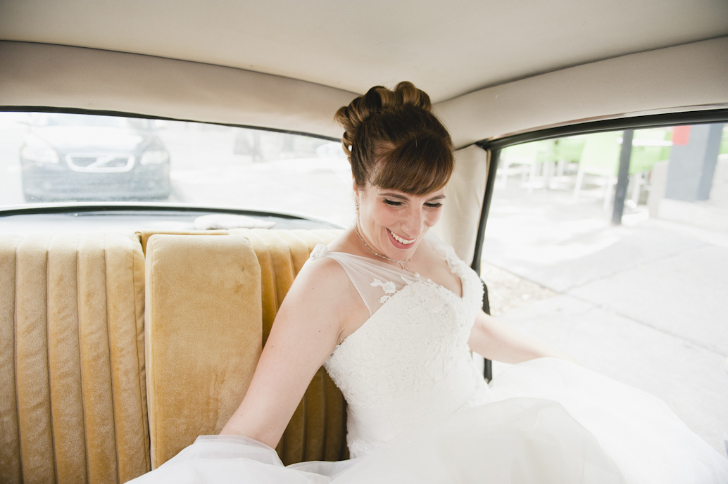 Bridal portrait: Abelle photography