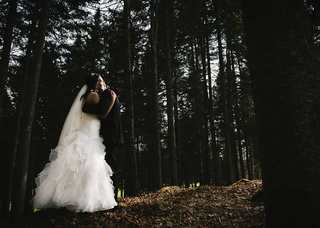 Wedding photography Laurentians